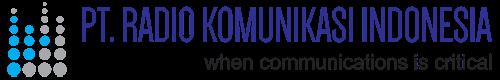 PT RADIO KOMUNIKASI INDONESIA Logo